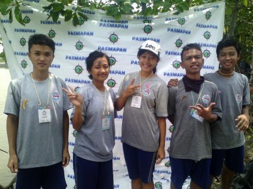 Para Pejuang Lingkungan dari SMK Bagimu Negeriku